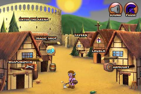 Swords and Sandals Screenshot 2