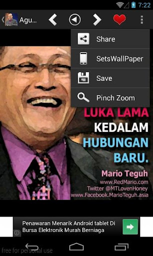 【免費教育App】Motivasi Gambar Mario Teguh-APP點子