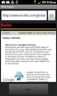 KODAK Document Print App Screenshot 5
