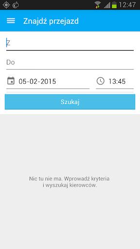 Yanosik Autostop