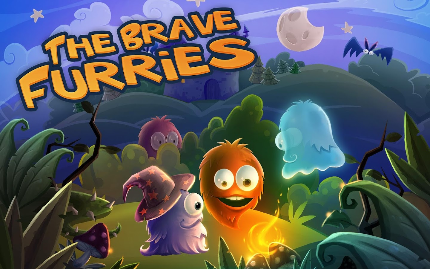 Brave Furries - screenshot