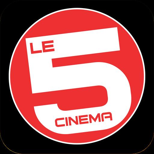 Cinéma Le 5 Lagny (Le Cinq) Icon