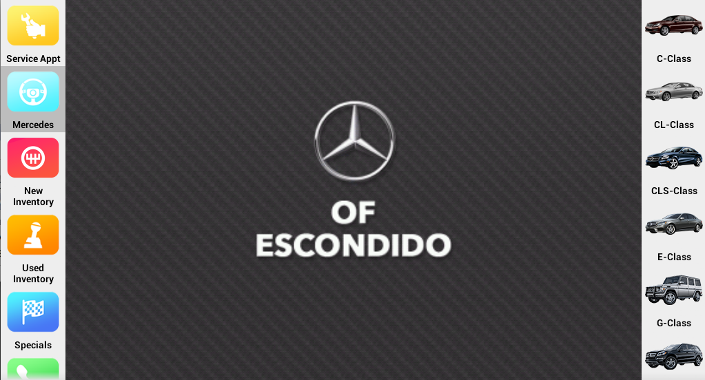 Mercedes Benz Of Escondido Android Apps On Google Play