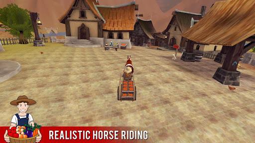 农场爬坡马 - Farm Hill Climb Horse