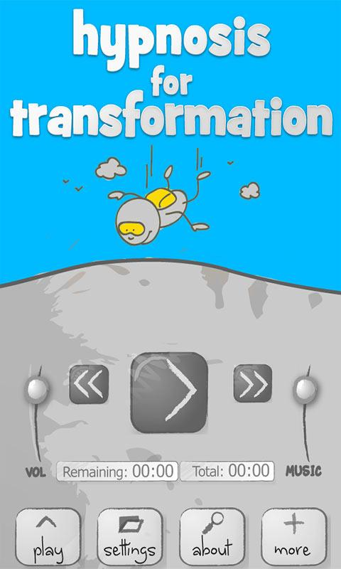 Hypnosis for Transformation - screenshot