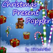 Christmas Present Popper Live