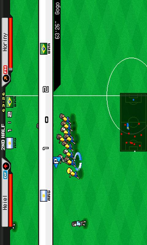Soccer Superstars® Free - screenshot