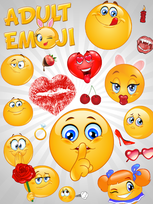 android apps games entertainment adult emojis dirty emoticons
