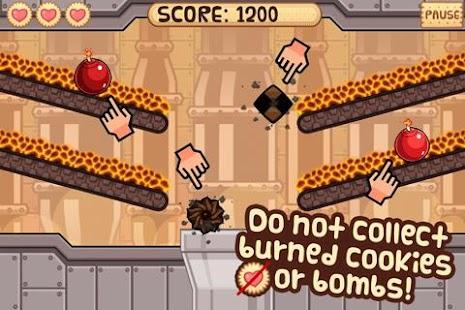 Cookies Factory - Free Cookie Making Game- screenshot thumbnail