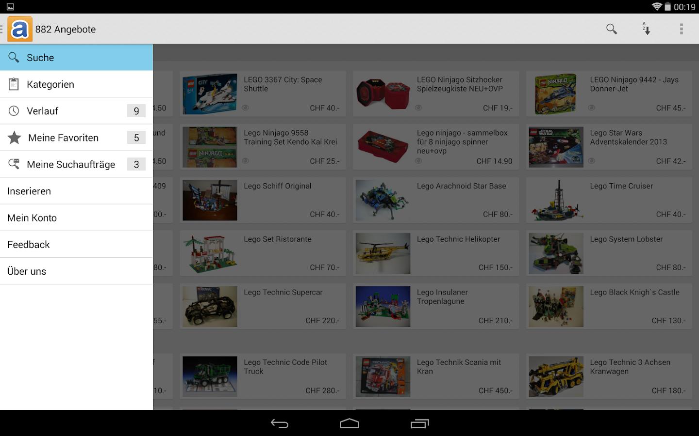 kleinanzeigen android apps auf google play. Black Bedroom Furniture Sets. Home Design Ideas