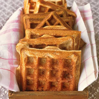 Buttermilk Waffles.