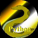 Learning Python logo