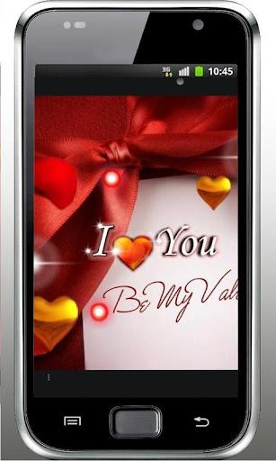 Valentine Wishes 2015 HD LWP