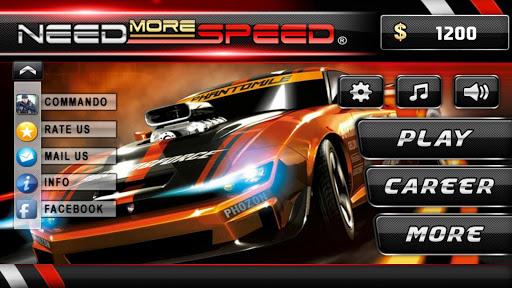 需要更快的速度:真正的比赛: Car Racing