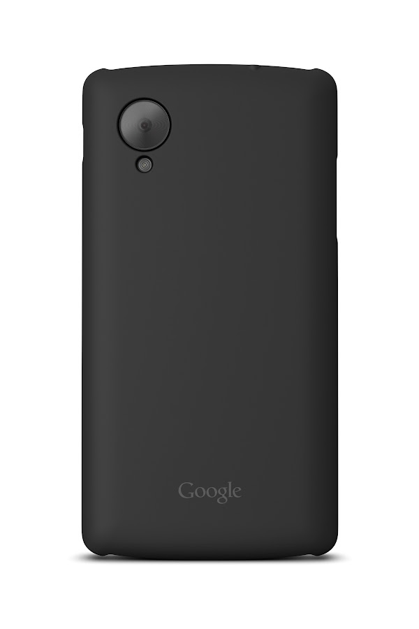 Nexus 5 Snap Case - Black - screenshot
