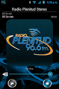 Radio Plenitud Stereo 96.6 FM - screenshot thumbnail