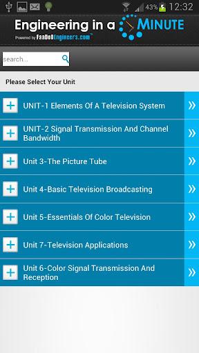 TV Engineering