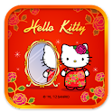 Hello Kitty QiPoa Theme icon