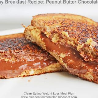 Peanut Butter Chocolate Melt