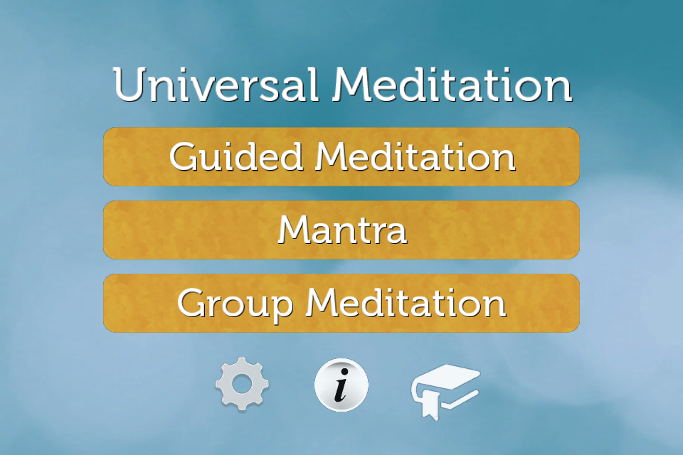 Universal - Meditation- screenshot