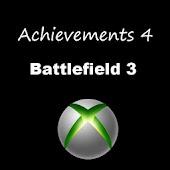Achievements 4 Battlefield 3
