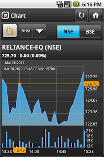 NSE MOBILE TRADING - screenshot thumbnail
