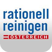 rationell reinigen Österreich