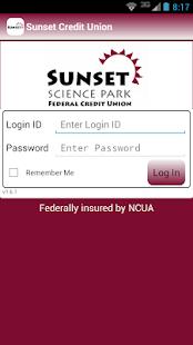Sunset Credit Union- screenshot thumbnail
