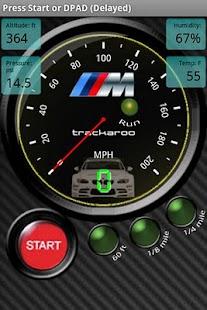 BMW M Speedo Dynomaster Layout - screenshot thumbnail