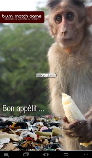Brainwashed Ungrateful Monkeys