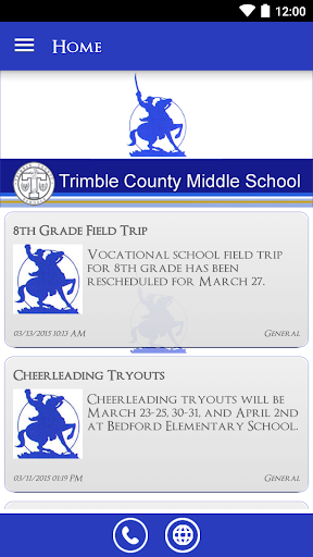 Trimble County Middle School