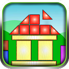 Wood Blocks for Kids icon