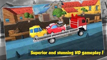 Screenshot of Car Transporter 3D