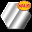 3D Metal logo