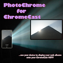 PhotoChrome for ChromeCast icon