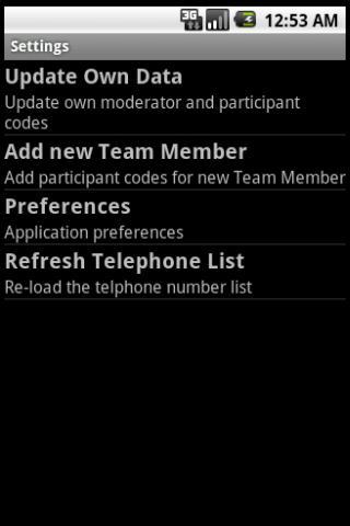 Quick SAP Connect- screenshot