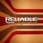 Reliable Toyota icon