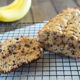 Whole Wheat Coconut Banana Bread