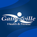 Gainesville Health & Fitness logo