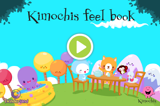 Kimochis Feel Book - 인터랙션 북