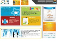 Screenshot of Beyond Networking
