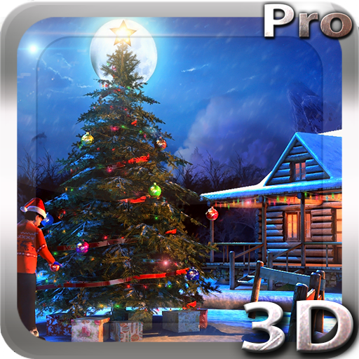 Christmas 3D Live Wallpaper app (apk) free download for Android/PC/Windows