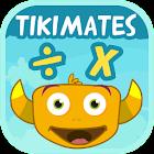 TIKIMATES: multiplica y divide icon