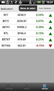 Wall-Street.ro - screenshot thumbnail