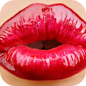 Seductive Lips Live Wallpaper