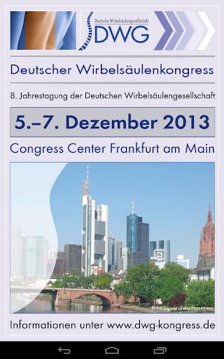 8. Dt. Wirbelsäulenkongress
