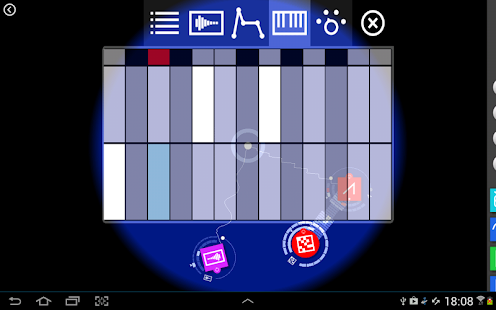 Reactable mobile- screenshot thumbnail