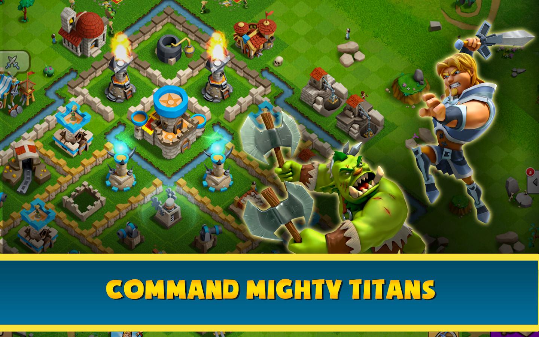 TE - City Strategy - screenshot