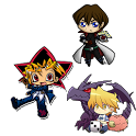Chibi Yugioh Clocks icon