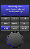 Screenshot of Remote Control for Denon
